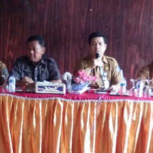 Pembinaan Aparatur Kecamatan Tungkal Ilir oleh Bagian Pemerintahan dan Otonomi Daerah Kabupaten Tanjung Jabung Barat