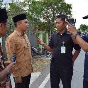 Pawai Ta'aruf  MTQ Tingkat Kecamatan Tungkal Ilir Ke-48 Tahun 2018