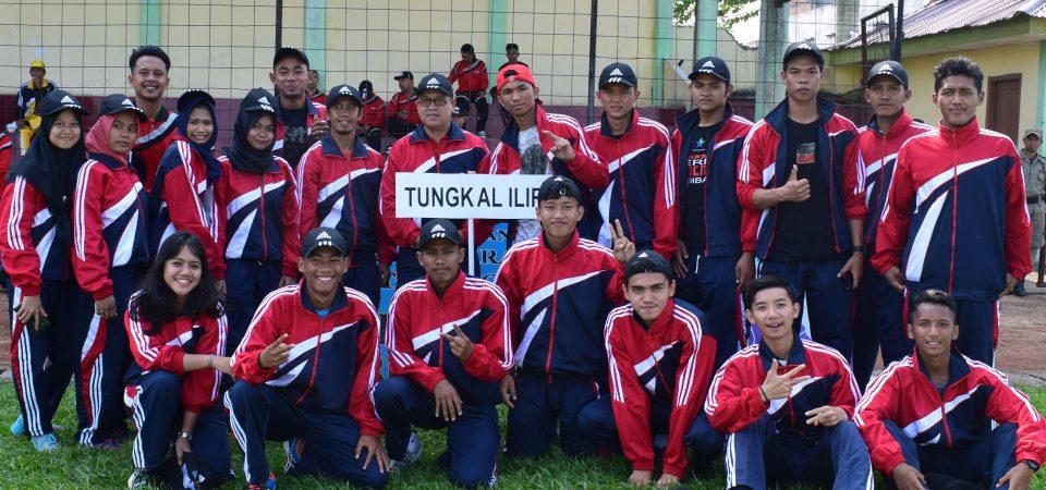 Kecamatan Tungkal Ilir ikut serta dalam Turnament  Bupati Cup Tahun 2018